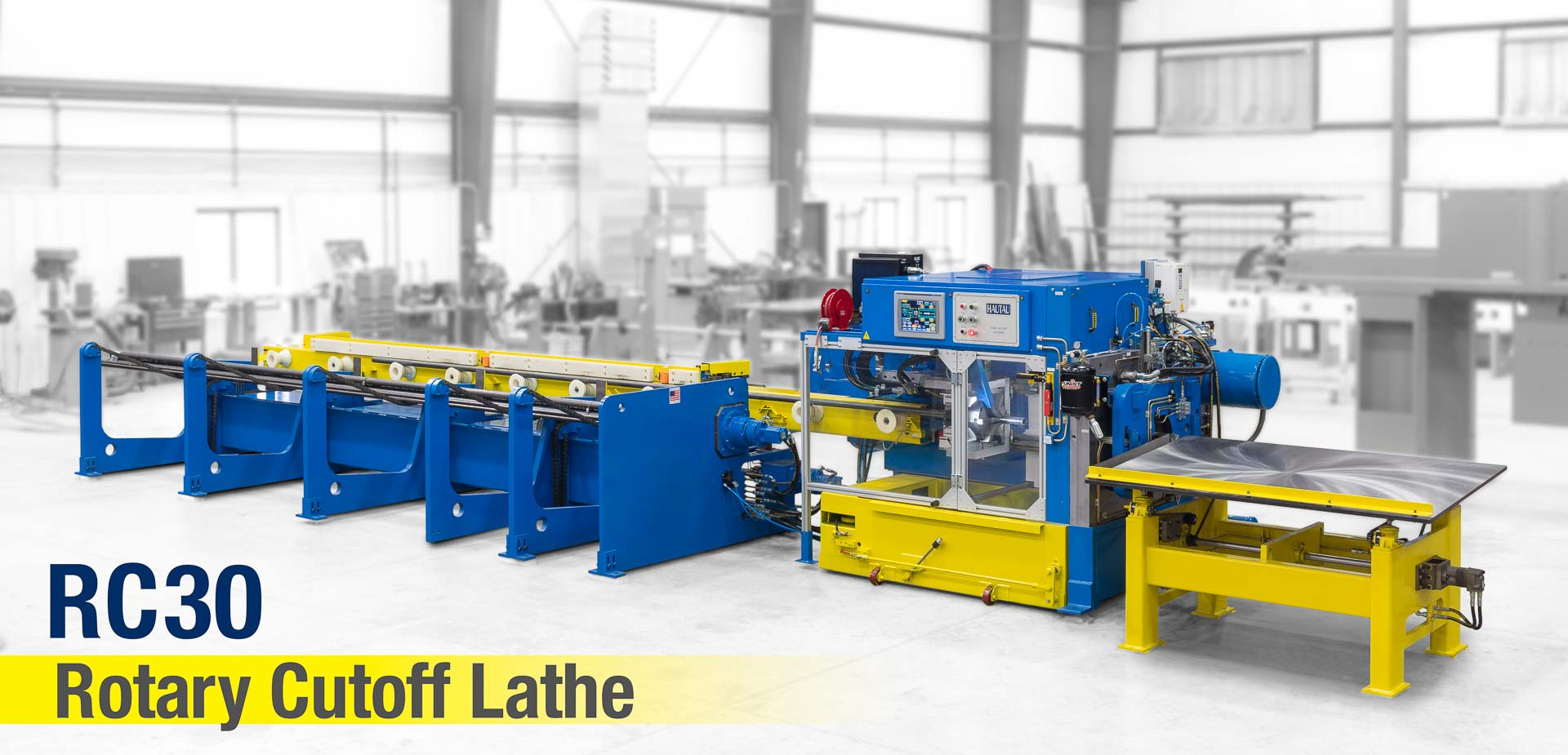 Pipe-Cutoff-Lathe-System