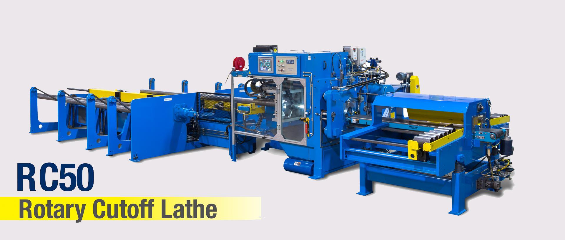 cutoff-lathe