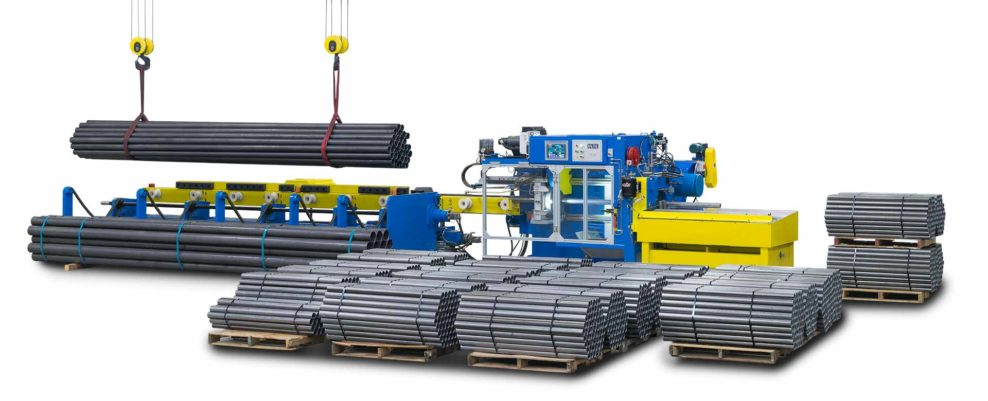 tube processing system
