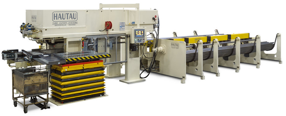 Automatic Tube Cutting System